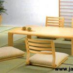 Meja Makan Restoran Jepang