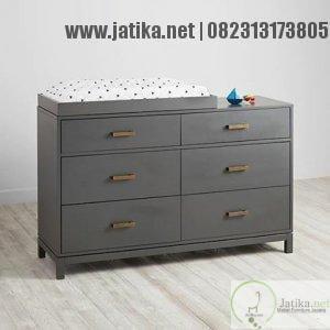 Baby Taffel Minimalis 6 Laci