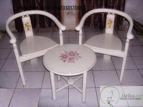 gambar kursi Teras Minimalis Duco Cantik