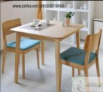 Set Kursi Cafe Minimalis Antik Scandinavia