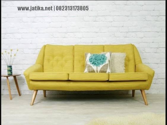 Kursi Sofa Vintage Scandinavian