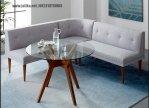Kursi Tamu Sofa Sudut Vintage