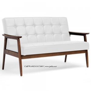 Sofa Vintage Jati 2 Seater