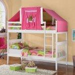 Tempat Tidur Tingkat Anak Unik Minimalis
