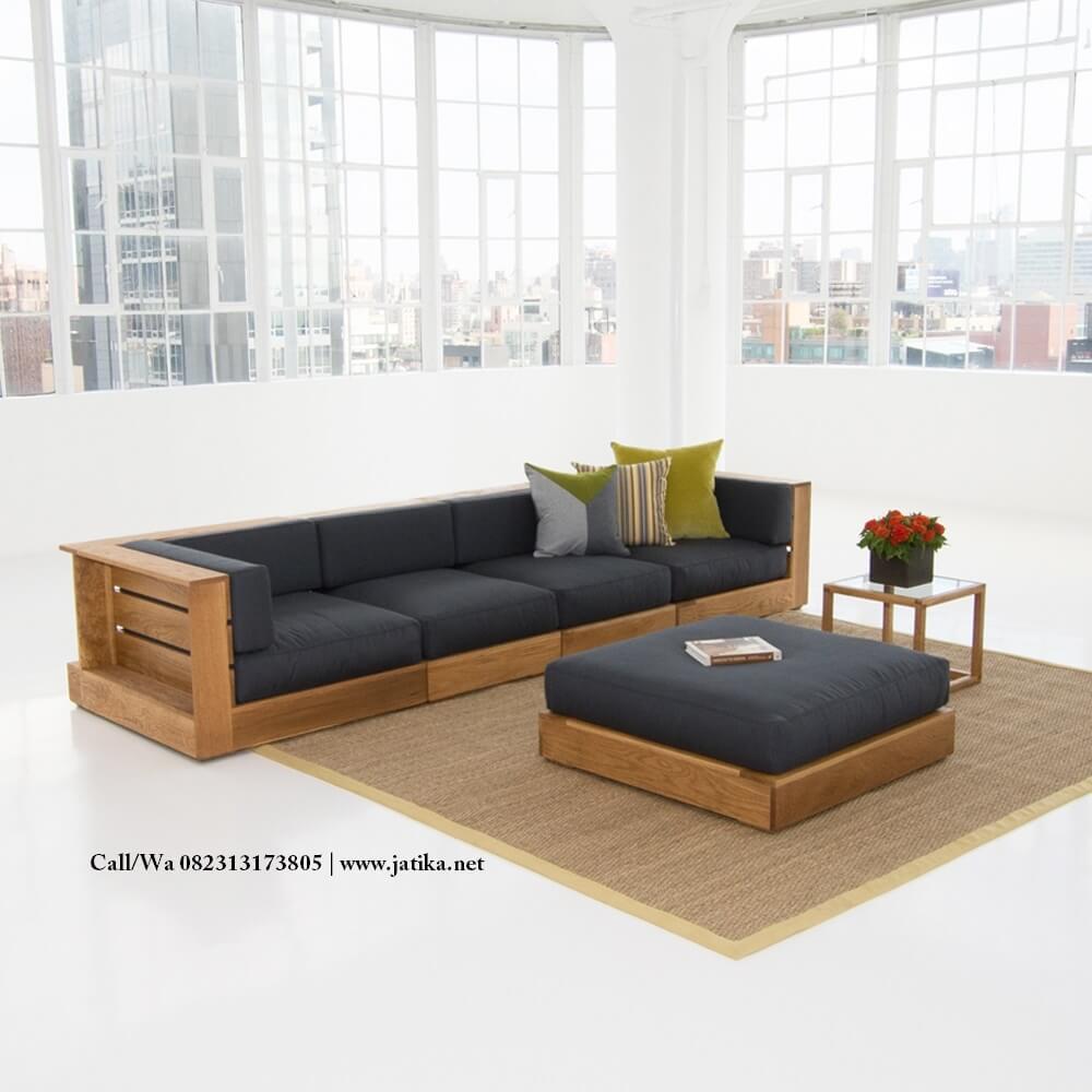Kursi Sofa Santai Model Terbaru | JATIKA FURNITURE