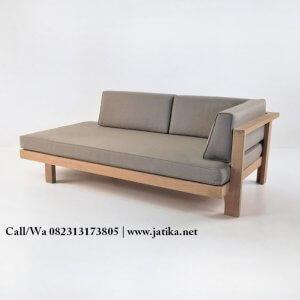 Kursi Sofa Single Miminalis Terbaru