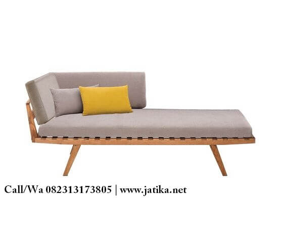 Sofa Single Vintage Kayu Jati | JATIKA FURNITURE
