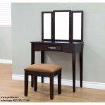 Meja Rias Minimalis Dengan 3 Cermin Lipat