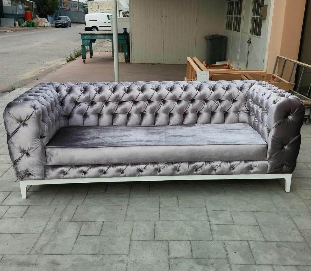 Sofa Santai Model Chester Murah