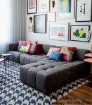 Sofa Sudut Minimalis Chester Terbaru