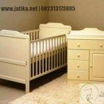 Box Bayi dan Baby Taffel Minimalis Duco