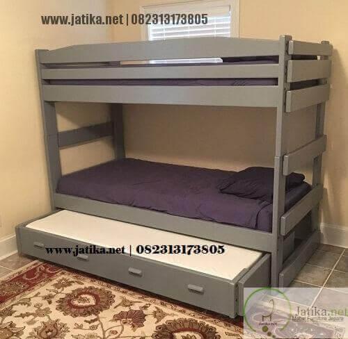 Tempat Tidur Anak Tingkat Mewah