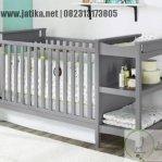 Tempat Tidur Bayi All in One