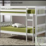 Tempat Tidur Anak Tingkat Warna Duco