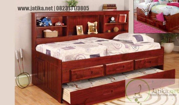 Gambar Tempat Tidur Anam Minimalis Sorong