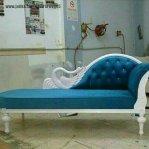 Kursi Sofa Mewah Model Angsa