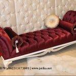 Sofa Single Model Stool Maron