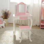 Meja Rias Minimalis Anak Perempuan